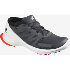 Salomon Sense Flow GTX Zapatillas Hombre, india ink/white/cherry tomato